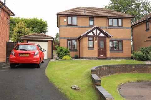 3 bedroom detached house for sale - 14, Little Flatt, Passmonds, Rochdale, OL12