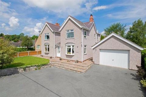 4 bedroom detached house for sale - Cilcain Road, Gwernaffield, Mold