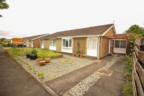 2 bedroom semi-detached bungalow for sale - Arundel Close, Brunswick Green, Newcastle Upon Tyne