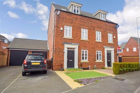 4 bedroom semi-detached house for sale - Ravensbury Park, Kingswood, Hull, HU7