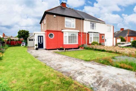 3 bedroom semi-detached house for sale - Elmwood Crescent, Walkerville, Newcastle Upon Tyne, NE6