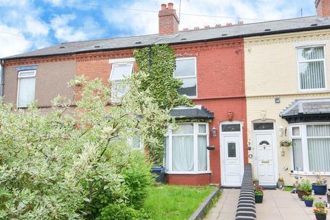 2 bedroom terraced house for sale - Bellevue Avenue , Edgbaston, Birmingham, B16