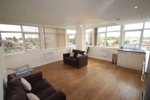 2 bedroom flat to rent - The Parade, Oadby, Oadby Leicester, LE2 5BF