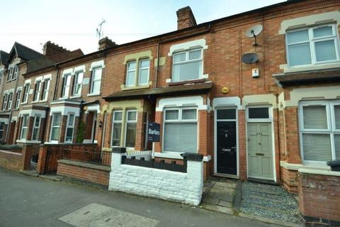 2 bedroom terraced house to rent - Clarendon Park Road, Clarendon Park, Leicester, LE2 3AQ