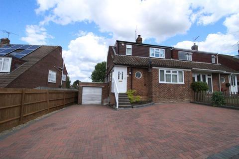 4 bedroom semi-detached house for sale - Melrose Gardens, Arborfield Cross, Wokingham, RG2 9PZ