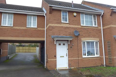 3 bedroom terraced house to rent - Furlong Road, Parkside, Coventry, West Midlands, CV1