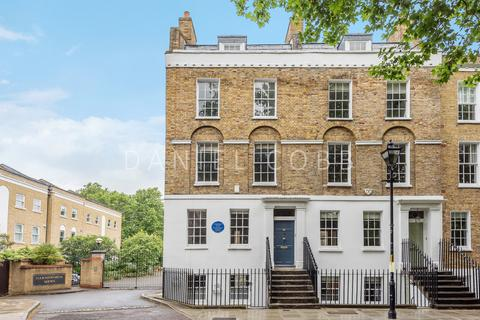 4 bedroom end of terrace house for sale - West Square, SE11