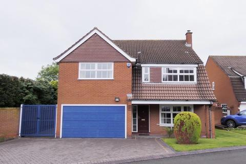4 bedroom detached house for sale - Ryknild Close, Four Oaks
