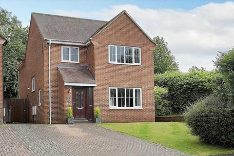 3 bedroom detached house for sale - Hedgedrop House, 1a The Green, Overton