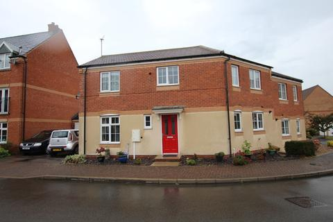 3 bedroom semi-detached house for sale - Clover Way, Syston, Leicester, LE7
