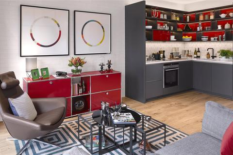Studio for sale - Dawsonne House, London City Island, E14