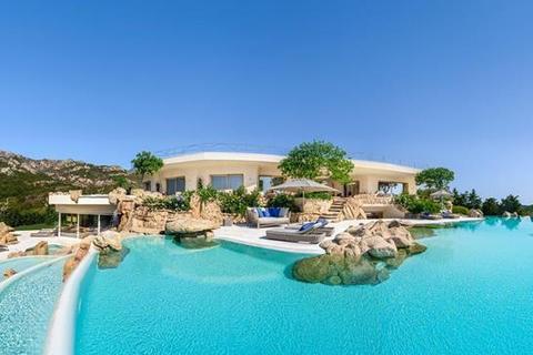 10 bedroom villa - Porto Cervo, Sassari, Sardinia