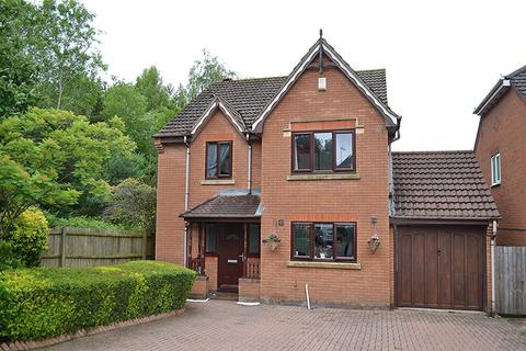 4 bedroom detached house for sale - Harcourt Way, Hunsbury Hill, Northampton NN4 8JR