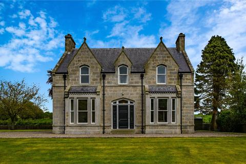 6 bedroom detached house for sale - Ythanside, Fyvie, Turriff, Aberdeenshire, AB53