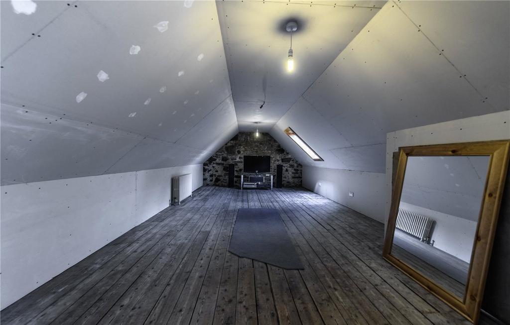 Attic/Cinema Room