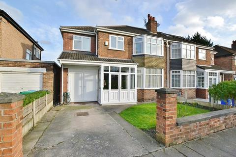 4 bedroom semi-detached house for sale - Withington Road, Chorlton