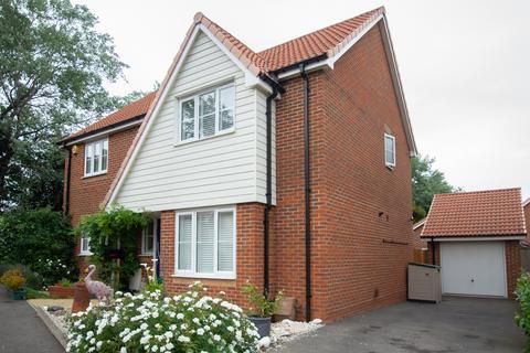 4 bedroom detached house for sale - Ellington Way, Broadstairs, CT10