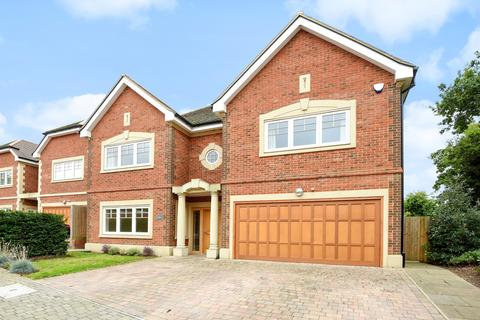 5 bedroom detached house for sale - The Canberra, Valency Drive, Northwood