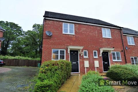 2 bedroom end of terrace house to rent - Tilman Drive, Peterborough, Cambridgeshire. PE7 0LU