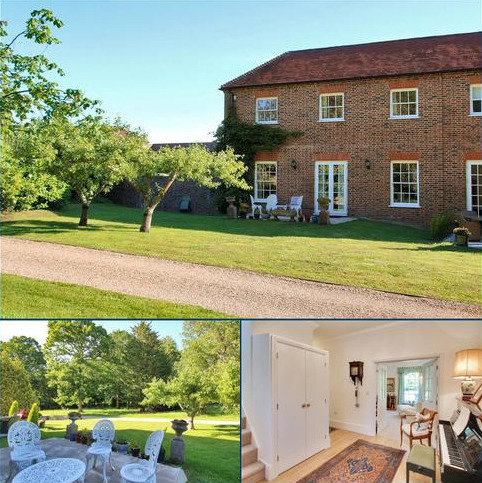 3 bedroom semi-detached house for sale - Coach House Mews, Great Maytham Hall Estate, Rolvenden, Cranbrook, Kent, TN17