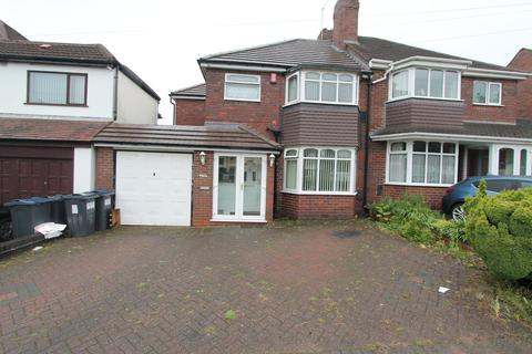 3 bedroom semi-detached house for sale - Walsall Road, Great Barr, Birmingham B42