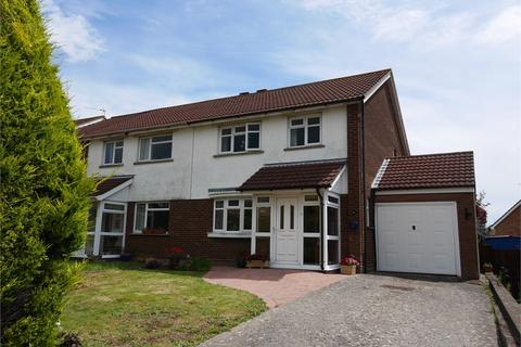 3 bedroom semi-detached house for sale - Porlock Drive, Sully