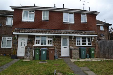 2 bedroom terraced house to rent - Campbell Close, Buckingham