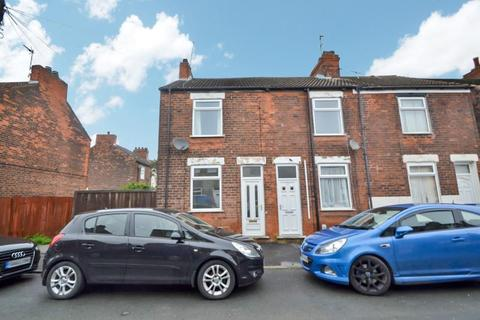 2 bedroom end of terrace house to rent - Lorraine Street, Hull