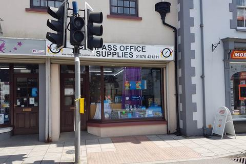 Property to rent - Shop, 11 College Street, Lampeter,