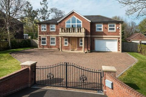 5 bedroom detached house for sale - Woodside, Darras Hall, Ponteland, Newcastle Upon Tyne