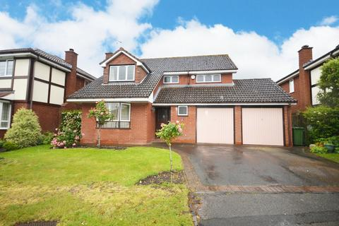 4 bedroom detached house for sale - Northwick Crescent, Solihull