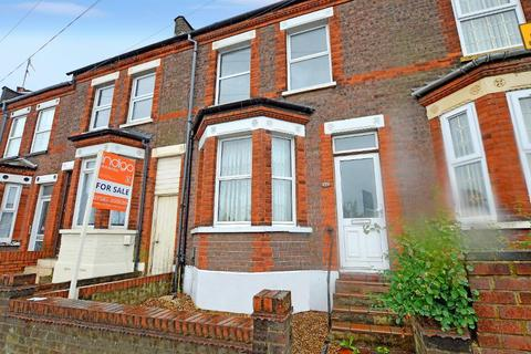 3 bedroom terraced house for sale - Dallow Road, Dallow Road Area, Luton, Bedfordshire, LU1 1NU
