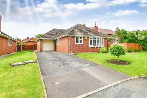 2 bedroom detached bungalow for sale - Meakin Close, Congleton