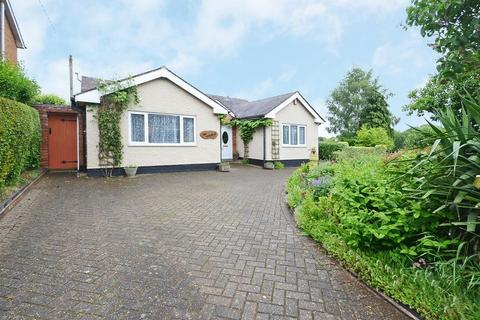 3 bedroom bungalow for sale - The Bungalow, Back Lane, Woodseaves, Staffordshire. ST20 0LN