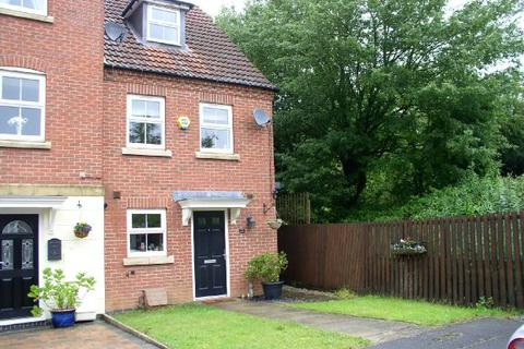 3 bedroom townhouse for sale - Hoornbeam Way, Kirkby - In - Ashfield