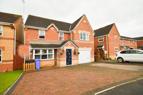 5 bedroom detached house for sale - Bright Meadow, Halfway, Sheffield, S20