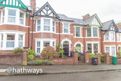 3 bedroom terraced house for sale - Richmond Road, Newport