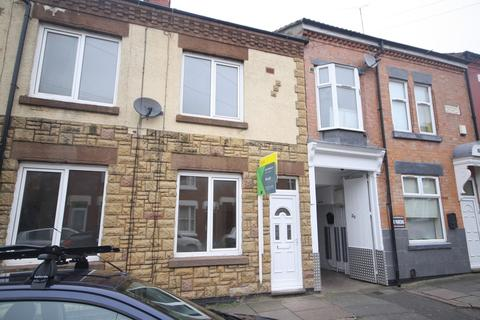 4 bedroom terraced house to rent - Cecilia Road, Clarendon Park, Leicester LE2