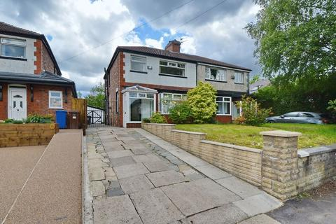 3 bedroom semi-detached house for sale - Thatch Leach Lane, Whitefield Manchester
