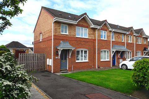 3 bedroom end of terrace house to rent - Dover Heights, Dunfermline