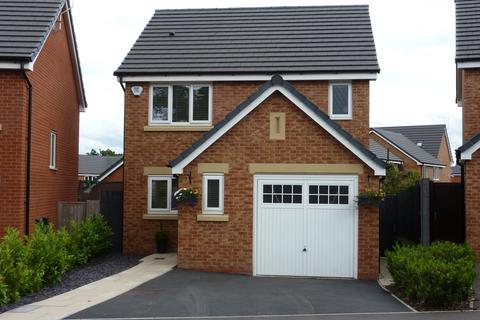 3 bedroom detached house for sale - Broomhall Drive Shavington