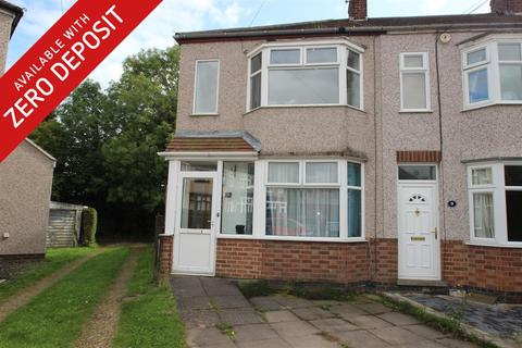2 bedroom end of terrace house to rent - Ilfracombe Grove, Finham