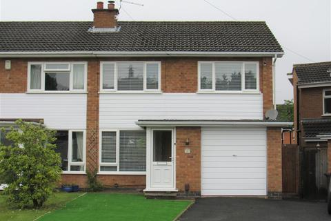 3 bedroom semi-detached house for sale - Beechnut Close, Solihull