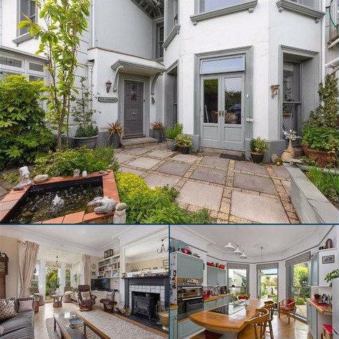 4 bedroom apartment for sale - Rhine Villas, Bridgetown, Totnes, Devon, TQ9