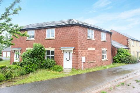 3 bedroom semi-detached house for sale - Sockburn Close, Hamilton, Leicester, LE5