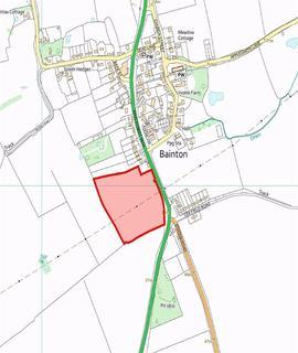 Land for sale - Main Street, Bainton, Driffield, East Yorkshire
