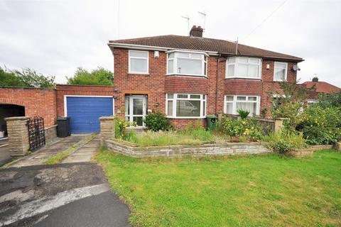 3 bedroom semi-detached house for sale - Ings View, Rawcliffe, York, YO30 5XE