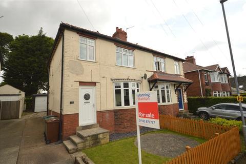3 bedroom semi-detached house for sale - Hawthorn Drive, Yeadon, Leeds, West Yorkshire