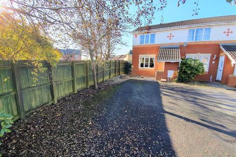 2 bedroom end of terrace house for sale - Megan Close, Swansea, SA4