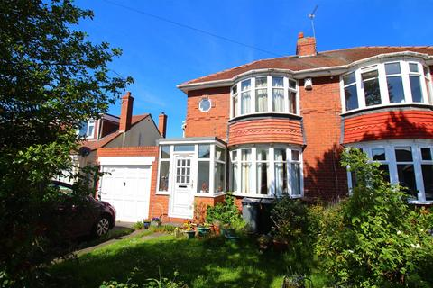 2 bedroom semi-detached house for sale - Middle Green, Whitley Bay